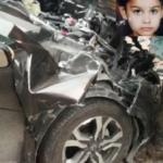 कार से टक्कर, तीन लोगों की मौत