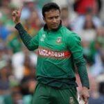 बांग्लादेश : शाकिब अल हसन पर लगा बैन