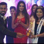 वन्दना मिस एवं मीना शर्मा मिसेज का जीती खिताब