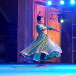 विरासत:  कत्थक डांसर गरिमा आर्य व शाहिद नियाजी की प्रस्तुति