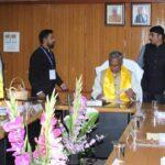 अल्मोड़ा कैबिेनेट बैठक : सीएम त्रिवेंद्र ने लिए कई महत्वपूर्ण निर्णय