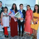 जेडी इंस्टीट्यूट ऑफ फैशन टेक्नोलॉजी द्वारा  फ्रेशर्स डे का आयोजन