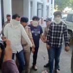 लाखों की डकैती का खुलासा, पांच गिरफ्तार