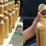 प्लास्टिक बोतल की जगह अब बांस की बोतल में पीएं पानी, जानिए खबर