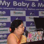 हिमालया द्वारा 'माई बेबी एण्ड मी' कार्यक्रम का हुआ आयोजन