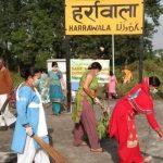रेलवे स्टेशन में चला सफाई अभियान, जानिए खबर