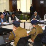 सीएम त्रिवेन्द्र ने कुम्भ मेले के तैयारियों की समीक्षा की