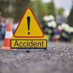 कार नदी में गिरी, पत्नी की मौत पति घायल, जानिए खबर