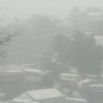 मसूरी में हुआ साल का पहला हिमपात, जानिए खबर
