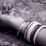 संदिग्ध परिस्थितियों में विवाहिता की मौत
