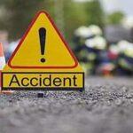 दुःखद : कार दुर्घटना में एसएसबी जवान सहित दो लोगों की मौत