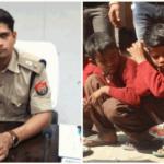 सराहनीय : आईपीएस अफसर ने अपनी बेटी का आंगनबाड़ी में कराया दाखिला