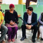 उत्तराखंड सरकार : लापता जवान राजेंद्र सिंह की पत्नी को आर्थिक सहायता प्रदान किया गया