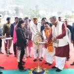 मुख्यमंत्री त्रिवेंद्र ने किया श्रीनगर सरस मेले का शुभारम्भ