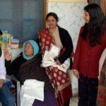 अन्नपूर्णना रोटी बैंक की टीम ने वृद्धाआश्रम में बुजुर्गों के साथ मनाया जन्मदिन