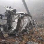 टिहरी :  देवीधार के पास मैक्स गिरी खाई में, 6 लोगों की मौत