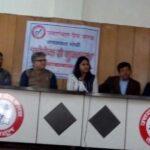 प्रेस क्लब में 'कोरोना से मुकाबला' पर जागरूकता गोष्ठी का हुआ आयोजन