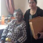 महिला दिवस विशेष : समाजसेवी रमनप्रीत कौर ने वृद्धाआश्रम महिलाओं के साथ बाटी खुशियां