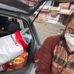 मदद : 200 से ज्यादा जरूरतमंद को खिलाया भोजन