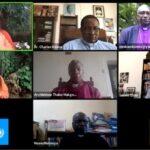धर्मगुरूओं ने दिया संदेश घर में रहें सुरक्षित रहें