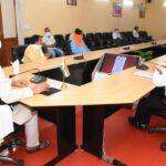 मेडिकल कॉलेज श्रीनगर में कोविड-19 पी.सी.आर टेस्टिंग लैब का सीएम ने किया ऑनलाइन लोकार्पण