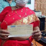 देवकी ने 10 लाख रुपए की अपनी सारी पूंजी कर दी दान , जानिए खबर