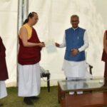 उत्तराखंड : शाक्य बौद्ध समुदाय ने मुख्यमंत्री राहत कोष में 23 लाख रूपये की राशि दी