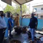 मोदी किचन के माध्यम से धर्मपुर में लगातार सेवाभाव जारी, जानिए खबर