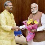 एक वर्ष की सफलता ने प्रधानमंत्री मोदी को बनाया विश्व नेता : सीएम त्रिवेंद्र