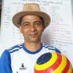 100 दिन पूरे किए फुटबॉल कोचिंग  देते हुए उत्तराखंड के राष्ट्रीय फुटबॉल कोच विरेन्द्र सिंह रावत पूरे किए 100 दिन