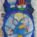 पीआरएसआई ऑनलाइन चित्रकला प्रतियोगिता रिजल्ट :  दीपशिखा प्रथम, शीबा द्वितीय व आराध्य रहे तृतीय