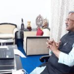सरकारी योजनाओं को आगे बढ़ाने में युवा वर्ग सक्षम: सीएम त्रिवेंद्र