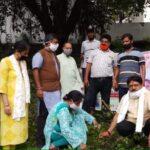 देहरादून : पौधारोपण कर पौधों की रक्षा का लिया संकल्प