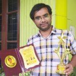 """इंटरनेशनल अचिवरर्स अवॉर्ड 2020"" से सम्मानित हुए समाजसेवी अरुण कुमार यादव"
