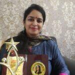 नोबल पीस पर्सनालिटी एवं इंटरनेशनल अचिवरर्स अवॉर्ड  से सम्मानित हुई समाजसेवी रमनप्रीत कौर