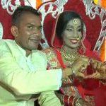 युवक ने एसिड अटैक पीड़ित से की शादी ,पेश की मिशाल, शादी में पहुंचे विवेक ओबरॉय