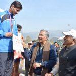 राष्ट्रीय खेलों की मेजबानी करना राज्य के लिए ऐतिहासिक अवसर : सीएम त्रिवेन्द्र