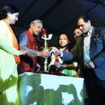 सीएम त्रिवेन्द्र ने किया अन्तर्राष्ट्रीय योग महोत्सव का उद्घाटन
