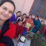 नव चेतना समिति ने शुरू की अंतर्राष्ट्रीय महिला दिवस की तैयारियां