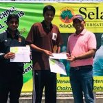 सेलाकुई इंटरनेशनल स्कूल ने टेनिस डबल्स खिताब जीता