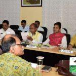 सीएम त्रिवेन्द्र सिंह रावत ने ली उत्त्तराखण्ड राज्य वन्य जीव बोर्ड की बैठक