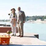 स्वीडन के राजा और रानी ने की मां गंगा की पूजा