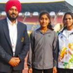 अंकिता ने दौड़ में शानदार प्रदर्शन कर जीता गोल्ड मेडल
