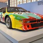 जरा हटके : बीएमडब्ल्यू ने पेश किया ऐंडी वारहोल्स आर्ट कार